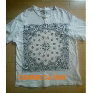 コムサイズム(COMME CA ISM)のコムサイズム TシャツL(Tシャツ/カットソー(半袖/袖なし))