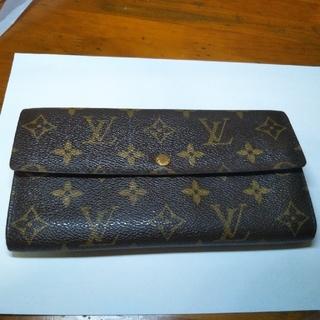 ルイヴィトン(LOUIS VUITTON)のルイヴィトン 長財布 (お取引画面)(財布)
