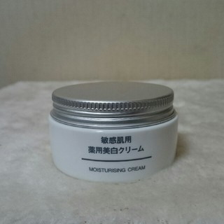 ムジルシリョウヒン(MUJI (無印良品))の無印良品 薬用美白クリーム 45g(フェイスクリーム)