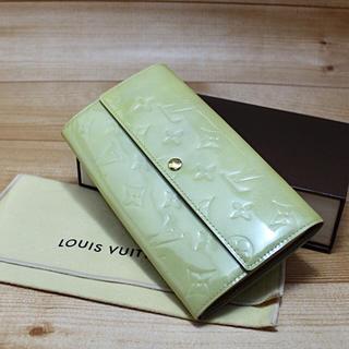 ルイヴィトン(LOUIS VUITTON)の『未使用』LOUIS VUITTON 長財布(財布)