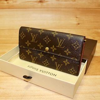 ルイヴィトン(LOUIS VUITTON)の『なかなか綺麗』LOUIS VUITTON 長財布(財布)
