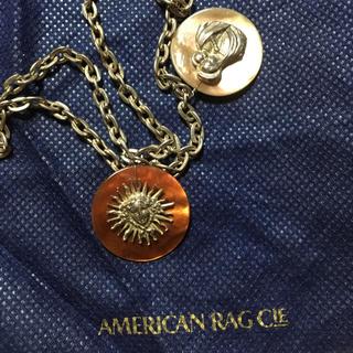 アメリカンラグシー(AMERICAN RAG CIE)のアメリカンラグシー ネックレス(ネックレス)