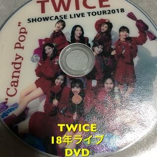 TWICE DVD 18年日本ライブ(K-POP/アジア)