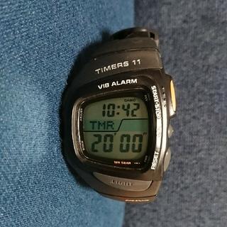 カシオ(CASIO)のCASIO SPORT TIMERS11 PHYS(腕時計(デジタル))