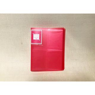 送料無料/カードホルダー/カードケース/120ポケット(パスケース/IDカードホルダー)