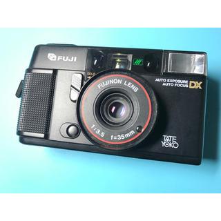 フジフイルム(富士フイルム)のかわいい! FUJIFILM コンパクトフィルムカメラ AUTO8QD(フィルムカメラ)