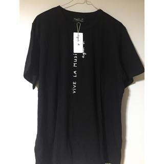 アニエスベー(agnes b.)の送料込 アニエス・ベーTシャツ黒(Tシャツ/カットソー(半袖/袖なし))