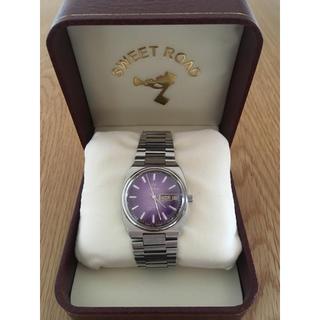 オメガ(OMEGA)のオメガ OMEGA シーマスター sweet road 腕時計 アンティーク(腕時計(アナログ))