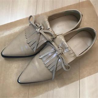 エモダ(EMODA)のEMODA〔2wayシューズ〕(ローファー/革靴)