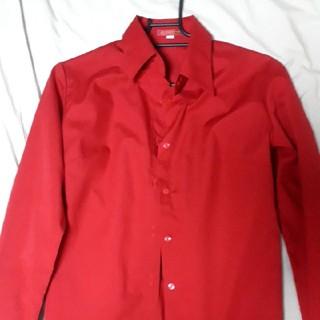 コスプレ ワイシャツ 赤