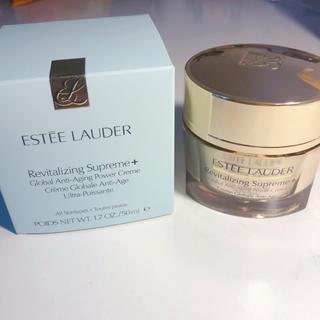 エスティローダー(Estee Lauder)の新品同様 エスティローダー  シュープリーム プラス クリーム 50g 美容液(フェイスクリーム)