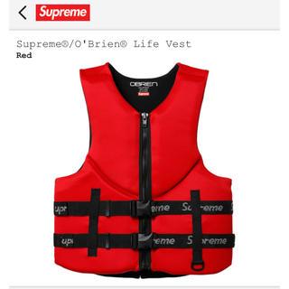 シュプリーム(Supreme)のSupreme O'Brien Life Vest M(その他)