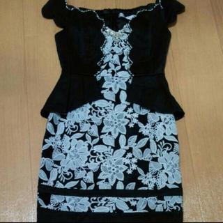 アン(an)の約2,3万♡an♡ラグジュアリービジュードレス(ナイトドレス)