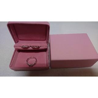 ハローキテイの生誕30周年記念リング(リング(指輪))