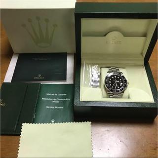 ロレックス(ROLEX)のロレックス GMTマスターⅡ 116710LNタイプ(腕時計(アナログ))