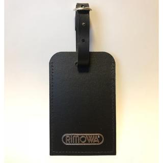 リモワ(RIMOWA)の【未使用】RIMOWA / リモワ ラゲージ タグ ノート付き(旅行用品)