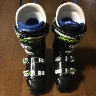 ノルディカ(NORDICA)のスキーブーツ  ドーベルマン UK7 〜7.5(ブーツ)