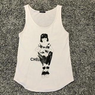 エモダ(EMODA)のEMODA タンクトップ(Tシャツ(半袖/袖なし))