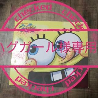 ハグガール様専用スポンジボブ体組成計☆新品未使用☆(体重計/体脂肪計)