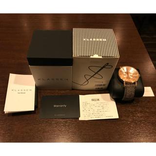 KLASSE14 SATORIA クラッセ14 腕時計(腕時計(アナログ))