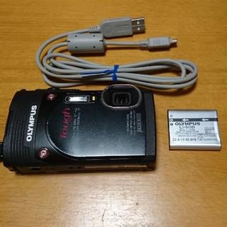 OLYMPUS - オリンパス TG-850  防水 OLYMPUS ブラック
