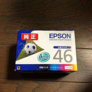 エプソン(EPSON)のEPSON IC4CL46 純正 インク 4色パック(オフィス用品一般)