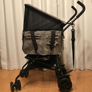 高級ドッグカート Mother Cart ペットカート バギー 折りたたみ式