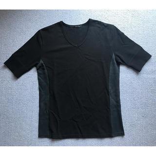 エイケイエム(AKM)の人気作 新品 AKM サイドカモ カノコ XL 1piu wjk junha(Tシャツ/カットソー(半袖/袖なし))