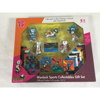 Wenlock Sports Collectables Gift Set(その他)