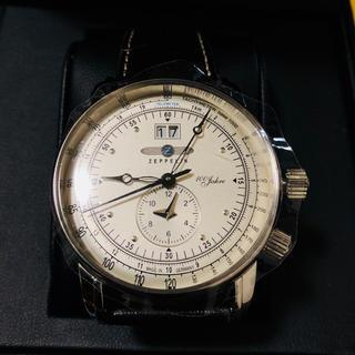 ツェッペリン(ZEPPELIN)のLZ127 GRAF ZEPPELIN 7644-1 BR.(腕時計(アナログ))