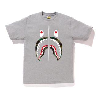 アベイシングエイプ(A BATHING APE)のA  BATHING APE 1  1ST CAMO SHARK TEE(Tシャツ/カットソー(半袖/袖なし))