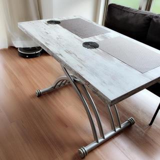 ダイニングテーブル・ダイニングソファー・昇降テーブル