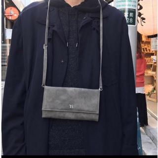 ヨウジヤマモト(Yohji Yamamoto)のY's サコッシュ(ショルダーバッグ)