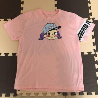 フジヤ(不二家)のペコちゃんTシャツ(Tシャツ(半袖/袖なし))