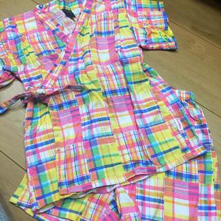 オシュコシュ(OshKosh)のオシュコシュ♡甚平♡100センチ(甚平/浴衣)