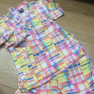 オシュコシュ(OshKosh)のオシュコシュ♡甚平♡90センチ(甚平/浴衣)