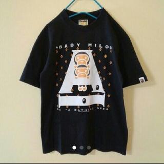 アベイシングエイプ(A BATHING APE)のBAPE MILO Tシャツ(Tシャツ/カットソー(半袖/袖なし))