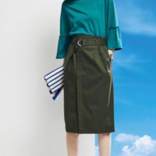 シマムラ(しまむら)のしまむら 膝丈スカート(ひざ丈スカート)