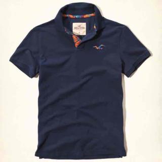 ホリスター(Hollister)のホリスターHOLLISTERポロシャツ正規新品Sサイズ7/27発送(ポロシャツ)