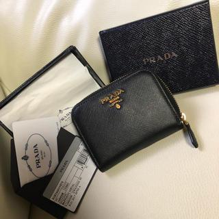 PRADA - PRADA サフィアーノ 小銭入れ コインケース