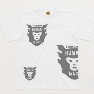 アベイシングエイプ(A BATHING APE)のHUMAN MADE TEE(Tシャツ/カットソー(半袖/袖なし))
