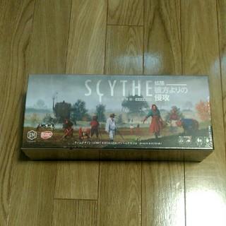 Scythe サイズ 完全日本語版 拡張 彼方よりの侵攻 (その他)