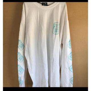 シュプリーム(Supreme)のブラックブレイン tシャツ(Tシャツ/カットソー(七分/長袖))