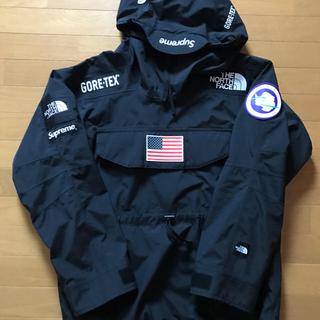 シュプリーム(Supreme)のsupreme northface pullover jacket(マウンテンパーカー)