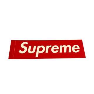 シュプリーム(Supreme)の⦅送料込み⦆【NYで大人気】シュプリーム ステッカー(ノベルティグッズ)