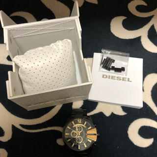 ディーゼル(DIESEL)のディーゼル腕時計(腕時計(アナログ))