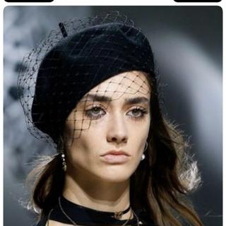 クリスチャンディオール(Christian Dior)のcurly様専用です(ハンチング/ベレー帽)