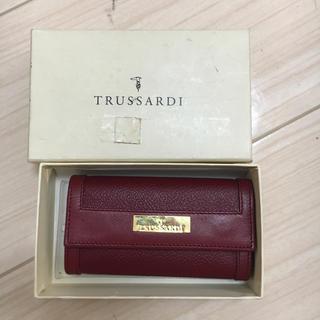 トラサルディ(Trussardi)の本物 新品 トラサルディ キーケース 6連(キーケース)