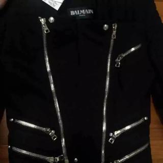 バルマン(BALMAIN)のBALMAIN バルマンライダースジャケット(ライダースジャケット)