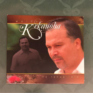 ハワイアン CD  ウェルドン・ケカウオハ Ka Lehua 'Ula 輸入盤(ワールドミュージック)